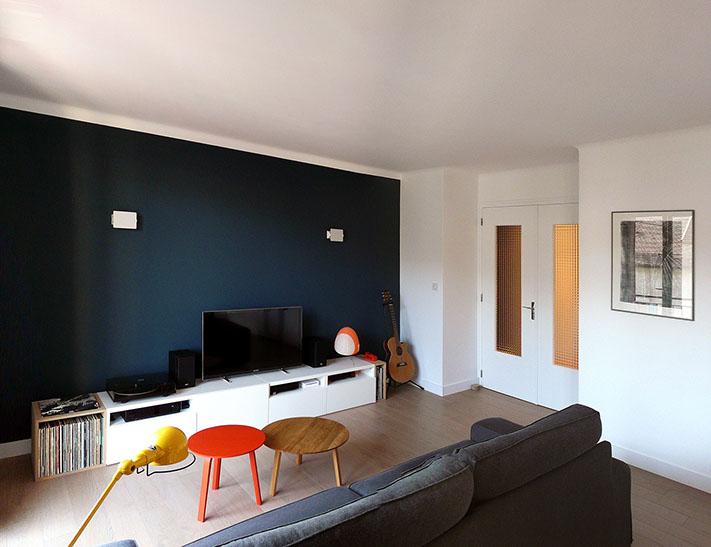 R novation appartement annecy - Salon sur cour annecy ...